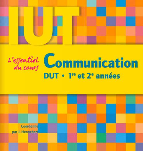 Communication DUT - 1re et 2e années
